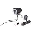 Busch + Müller IQ Cyo Premium Cykellygter LED sort